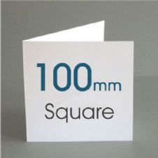 100mm Square Greeting Cards